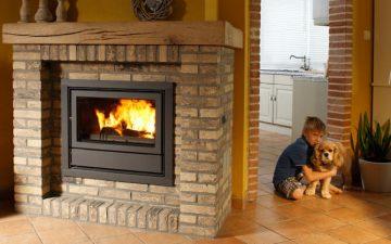Flam MT+ houtkachel