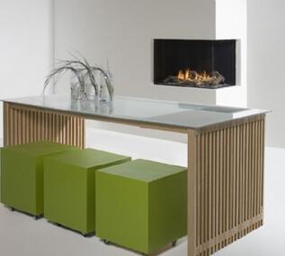 Faber Duet Smart M/L is een frameless 2-zijdige inbouw hoekhaard, zowel links-als rechtszijdig leverbaar.