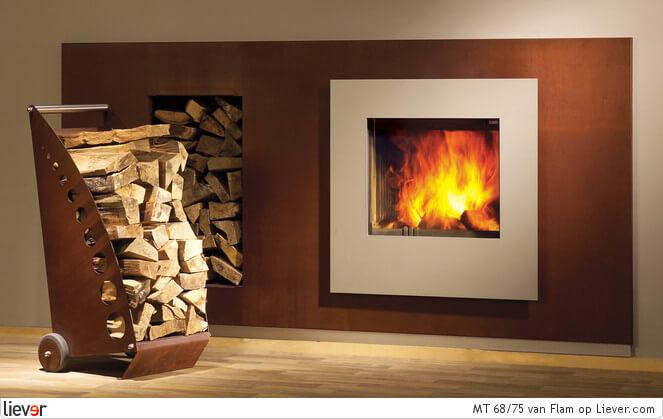 Flam MT houtkachel