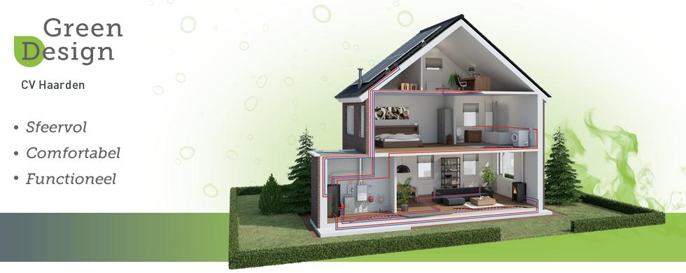 DRU Green Design CV Haarden