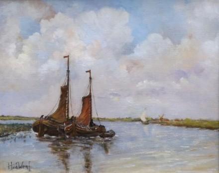 schepen Hinke van der Werf