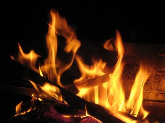 vuur afbeelding