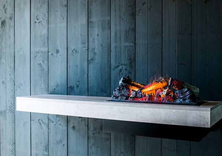 Faber Concrete Shelf Opti-Myst